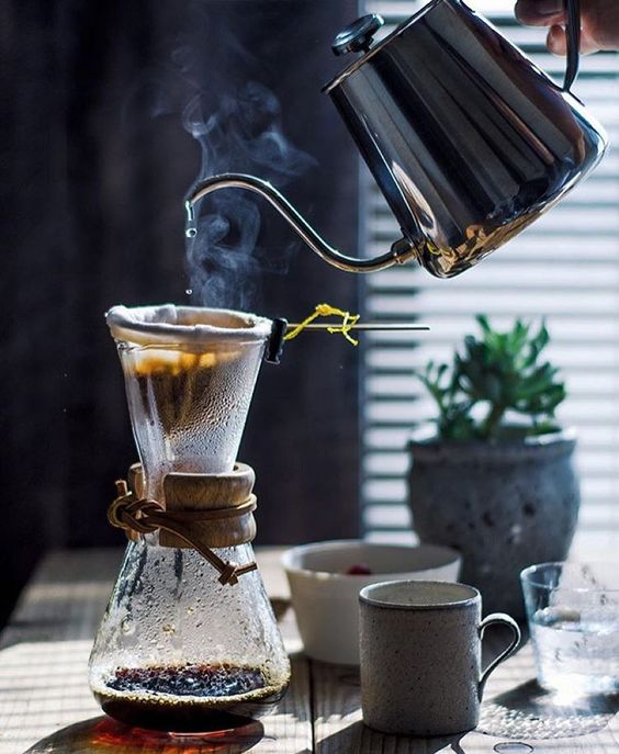 Manufaktura Kawy Parzenie Kawy
